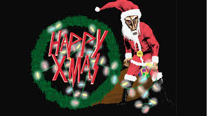 Slayer Christmas Light Show Why Not Give Your Loved Ones A Slayer Card This Christmas
