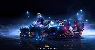 the Future] Marty⚡ Wallpaper Engine ...