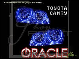 Oracle 97-99 Toyota Camry LED Halo Rings Headlights Bulbs