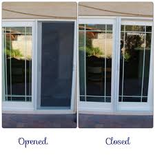 best storm doors for sliding patio doors decorating screen for patio door inspiring photos gallery of