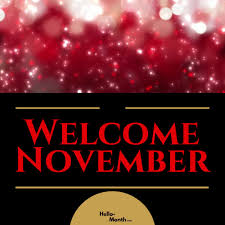 Free Welcome November Quotes Pics Sayings Quotations