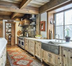 25 Rustic Farmhouse Style Kitchen Decor Ideas House N Living