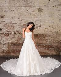 wedding gowns lace wedding dress a line beautiful with lace