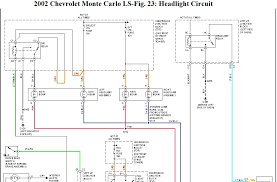 2001 chevy monte carlo headlamp relay electrical problem 2001 attached image