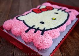 Hello Kitty Cupcakes Frenzy