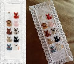 Cross Stitch Bookmark Patterns Amazing Ideas