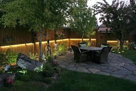 outdoor solar lighting ideas. Outdoor Fence Lights Solar For Medium Size Of Lighting Ideas Led Home