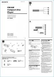 sony cdx gt35uw wiring diagram kanvamath org Sony Cdx M610 Wiring-Diagram modern sony cdx gt360mp wiring diagram picture collection