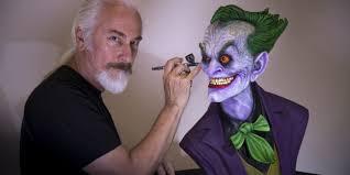 watch sfx master rick baker sculpts the joker