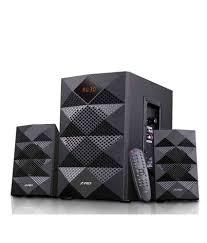 speakers 2 1. f\u0026d a180x 2.1 bluetooth speakers - black 2 1 e