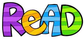 Image result for reading clip art