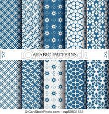 Arabic Patterns Interesting Arabic Patterns