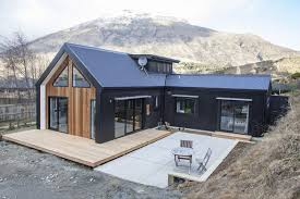Small Picture Little Black Barn House Home Design Ideas Eco Home Builds