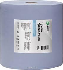 "<b>Бумага протирочная</b> ""<b>Grass</b>"", цвет: фиолетовый, 33 х 35 см ..."