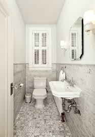 powder room wall tile designs. powder room tile designs victorian with tiled floor wall mount sink exposed plumbing