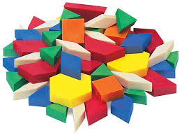 Pattern Block Shapes