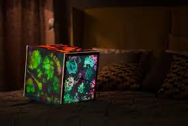 Lighting Bedroom Summer Night Bedroom Lighting Cube Uniqcube