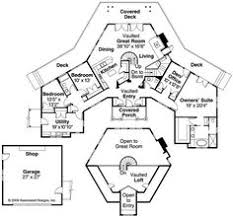 Hexagon House Design Plans  House Design PlansHexagon House Plans