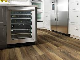 Durable Flooring For Kitchens Armstrong Luxury Vinyl Plank Flooring Lvp Natural Wood Look