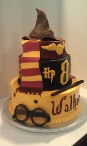 Harry Potter Birthday Cake Cakecentralcom