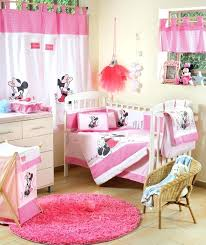 red minnie mouse bedding set baby mouse flower 4 piece crib set red minnie mouse bedroom set