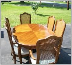 thomasville cane back dining chairs sevenstonesinc