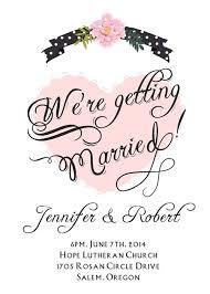 Wedding Invitation Sample Format In The Philippines Invitations