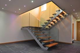 Brilliant Contemporary Staircase Design Modern Staircases Amp Floating  Stairs
