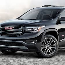 Driven: 2017 GMC Acadia SLT-1 all-wheel-drive - ClassicCars.com ...