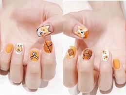 Best Short Nail Designs 22 Best Nail Art Designs For Short Nails Page 4 Ektoe