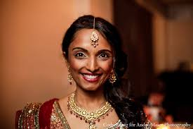 hair and makeup in new york ny indian fusion wedding by andré maier photography maharani weddings