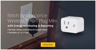 hdmi cable home theater accessories hdmi products cables new stitch by monoprice wireless smart plug mini energy monitoring and reporting no