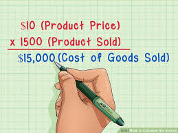 Net Pay Calculator Magnificent How To Calculate Net Income 48 Steps With Pictures WikiHow