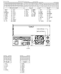 pioneer car stereo wiring diagram pioneer dxt 2369ub wiring ford radio wiring diagram download at Car Stereo Wiring Diagrams Free