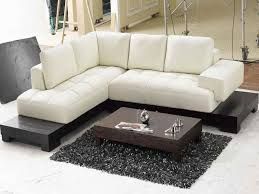 Modern Contemporary Sectional Sofas for Small Spaces