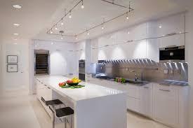 suspended track lighting kitchen modern. Floor Track Lighting. Exterior Lighting Kitchen Modern With Under-cabinet Stainless Steel Backsplash Suspended G
