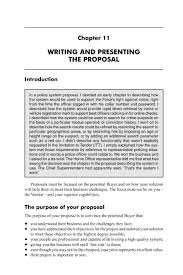 Iet Digital Library Writing And Presenting The Proposal