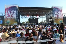 join us in miami gardens for the jazz in the gardens festival jazz in the gardens