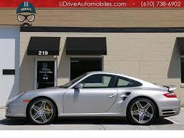 2008 Porsche 911 Turbo Tiptronic Nav Chrono Heated Adap Seats
