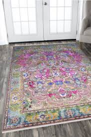 dragon fl hand knotted area rug