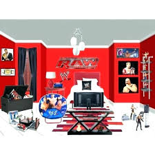 Wrestling Bedroom Decor Wrestling Ring Bedroom Bedroom Wrestling Impressive Wrestling Bedroom Decor