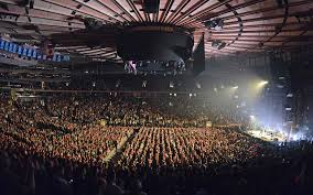 madison square garden review for date night in midtown west idk tonight