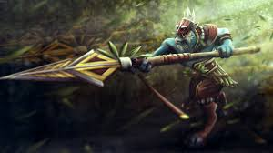 dota 2 phantom lancer spear warriors fantasy games