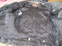 we can repair and remove the odor of these kinds of jackets
