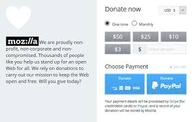 fundraising forms 6 top online fundraising ideas for nonprofit organizations
