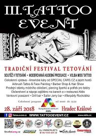 Festival Tetování Iiitattoo Event Kalendář Akcí Motozábavacz