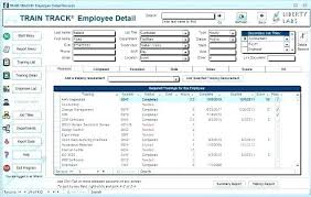 Employee Tracker Excel Template Template Free Employee Training Matrix Template Excel Tracker
