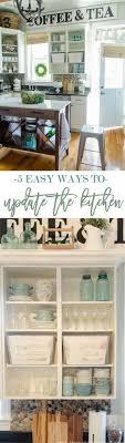Easy Kitchen Update 5 Easy Ways To Update Your Kitchen