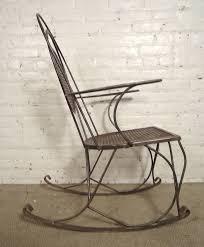 vintage metal rocking chair fresh 30 luxury vintage wrought iron garden furniture uk ideas benestuff image