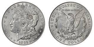 1921 S Morgan Silver Dollar Coin Value Prices Photos Info